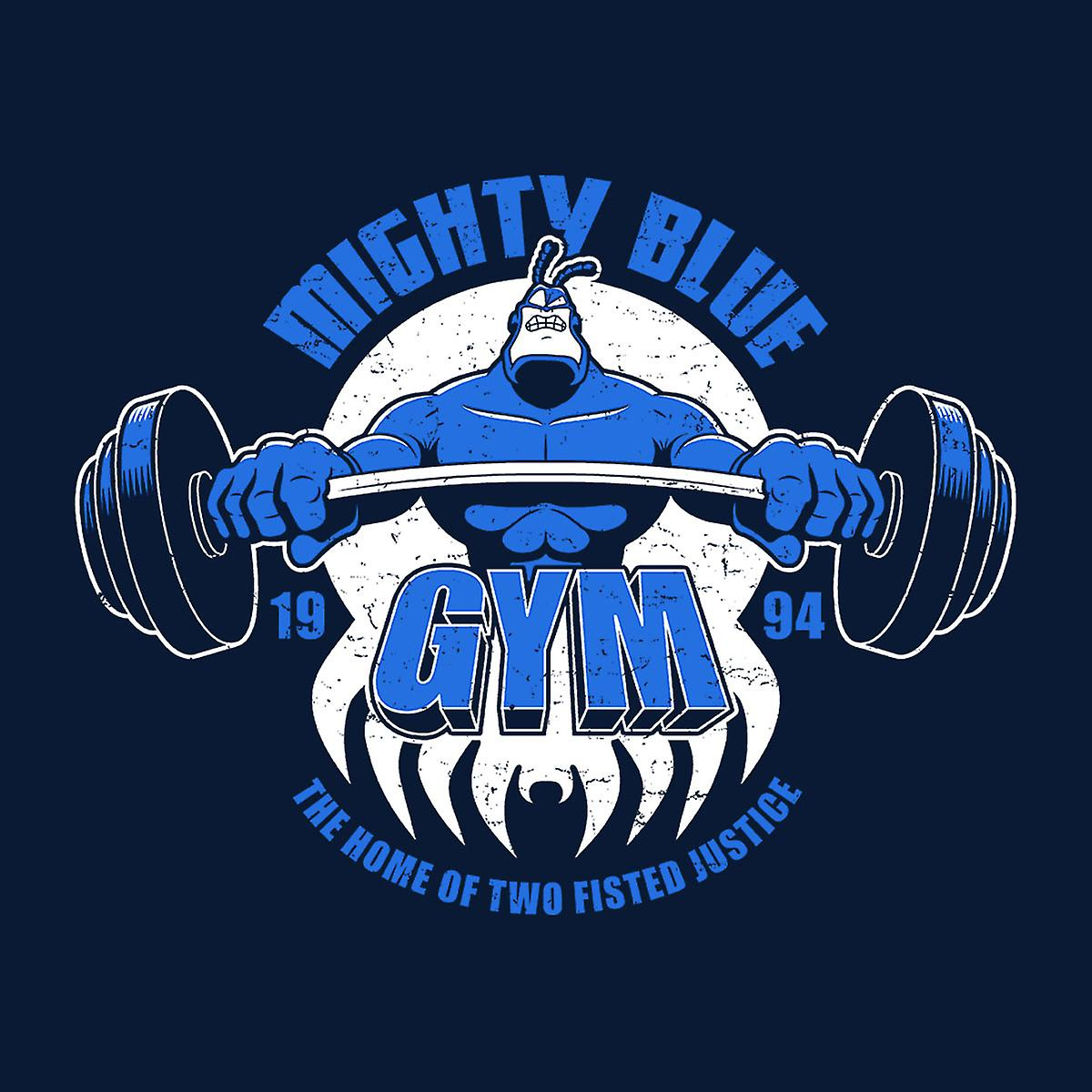 Mighty Blue Gym The Tick Women's T-Shirt