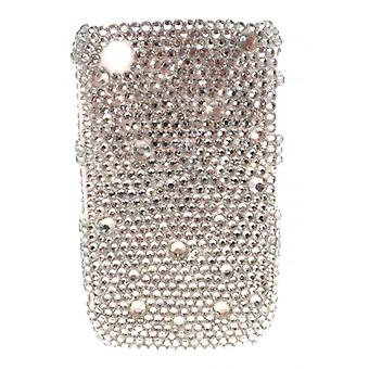 W.A.T Blackberry Curve Clear Sparkling Crystal Cover
