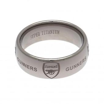 Arsenal de Super Titanium Ring Petit