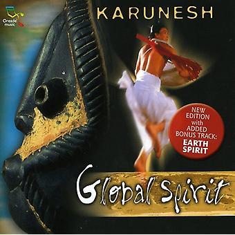Karunesh - globale ånd [CD] USA importerer