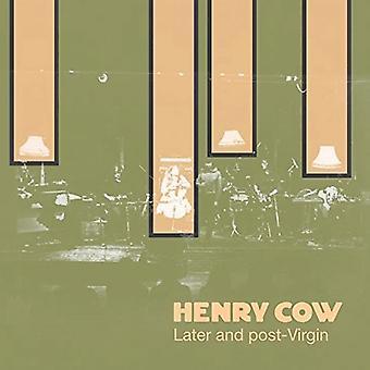 Henry Cow - Vol.7: Senere & efter Virgin [CD] USA import