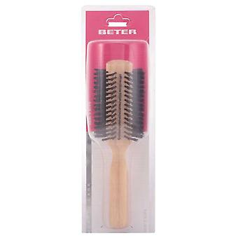 Beter Mixed Bristle Round Brush (Woman , Hair Care , Combs and brushes , Hair brushes)