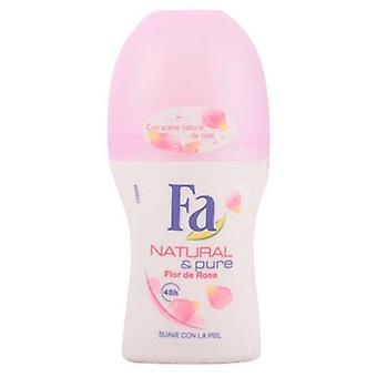 Fa Rosa Pure Deodorant Rollon 50 Ml (Woman , Cosmetics , Body Care , Deodorants)