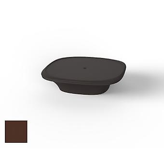 Vondom Ito Morabito Ufo Glass Bronze Table Covers Smoked 63003C