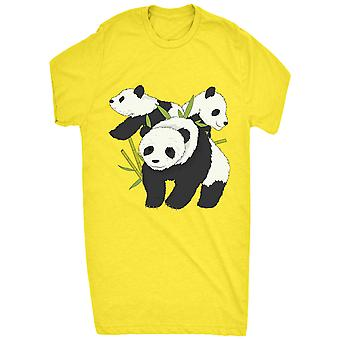 Renomado ursos Panda bonitos