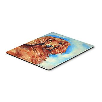 Carolines Treasures  7029MP Irish Setter Mouse Pad, Hot Pad or Trivet