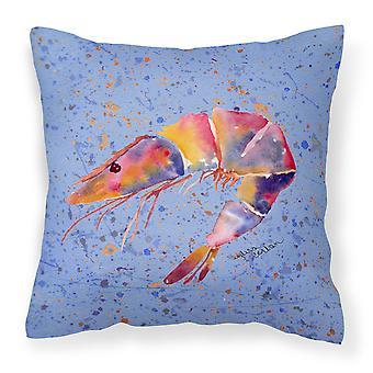 Carolines Treasures  8455PW1414 Shrimp Decorative   Canvas Fabric Pillow