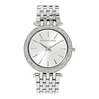 Michael Kors Watches Mk3190 Ladies High Polished Stainless Watch