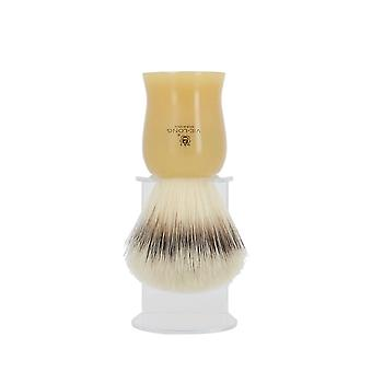 Vie-Long Synthetic Hair Shaving Brush Caramel
