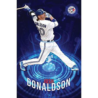 Toronto Blue Jays  - Josh Donaldson 16 Poster Poster Print