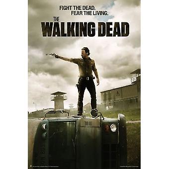The Walking Dead - Jailhouse plakat plakat Print
