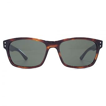 Levis Classic Rectangle Sunglasses In Tortoiseshell