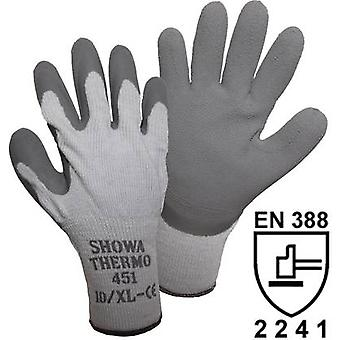 Showa 14904 SHOWA 451 thermal knitted glove size 8 Acrylic/cotton/polyester wi