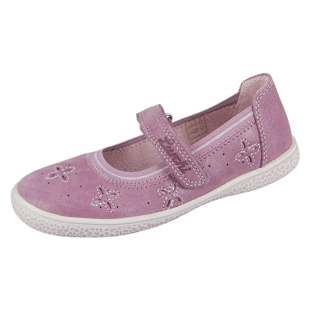 Lurchi Tiffi Oldrose Wildleder 331527023 Universal Kinder Schuhe