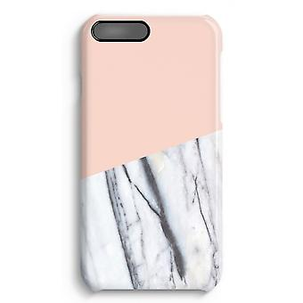 iPhone 7 Plus Full Print Case - A touch of peach