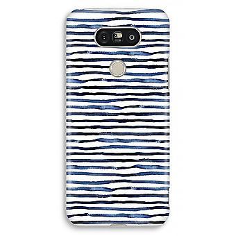 LG G5 Full Print Case - Surprising lines