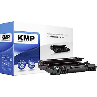 KMP Drum replaced Brother DR-2100 Compatible Black