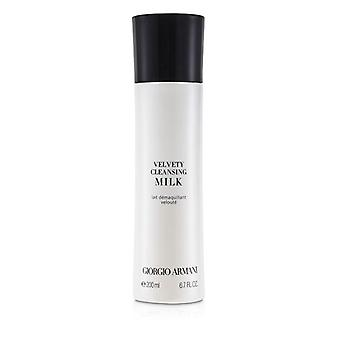 Giorgio Armani Regenessence [3.R] aterciopelado limpieza de leche - 200ml / 6.7 oz