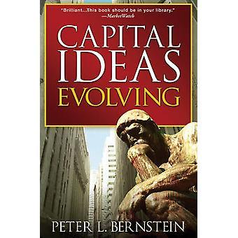 Idées de capital évolue par Peter L. Bernstein