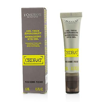 L'Occitane Cedrat Energizing Eye Gel 15ml/0.5oz