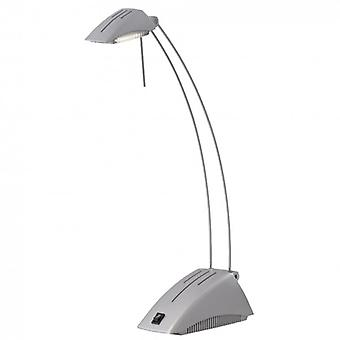 Eglo Table luminaire 1 Light Silver Bidi