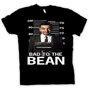 T-shirt - Prise de Mr Bean Bad Bean Tasse - Comédie