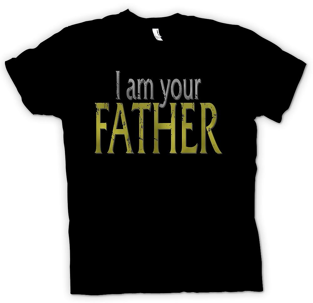 Womens T-shirt - I Am Your Father - Quote