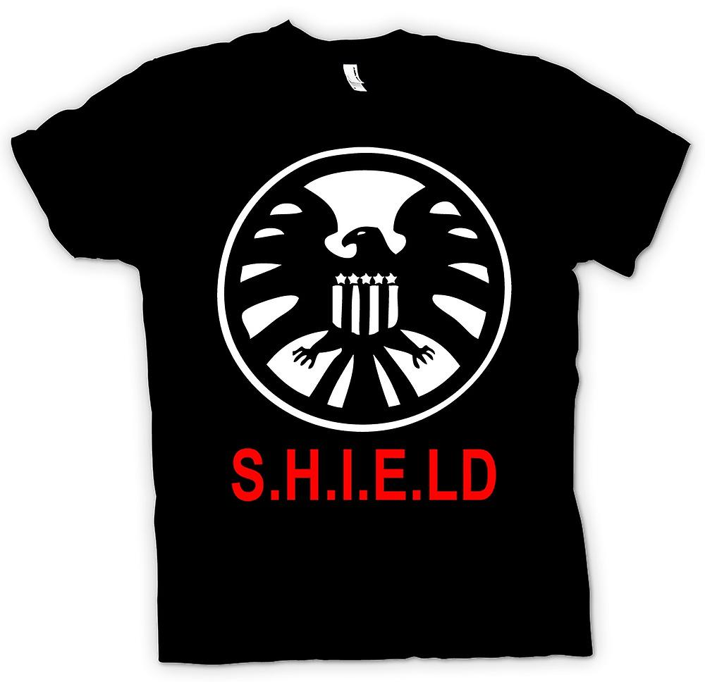 Kids T-shirt-SHIELD Avengers Logo