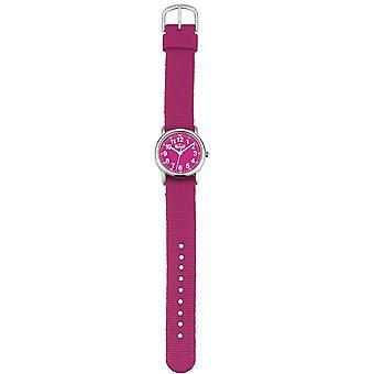 Scout Children clock learning clock Start Up - Cool Pink Girls 280304001