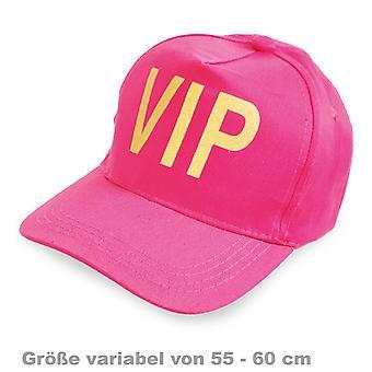 Baseball Cap VIP Baseballlmütze pink cap Hat
