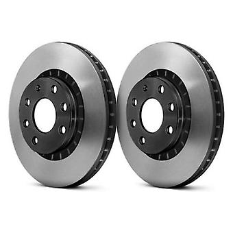EBC Brakes RK182 RK Series Premium OE Replacement Brake Rotor