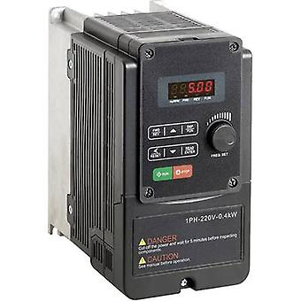 Peter Electronic Frequency inverter 1.5 kW 1-phase 230 V