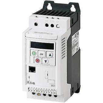 Eaton frekvensomriktare DC1-127D0NN-A20CE1 1,5 kW 1-fas 230 V