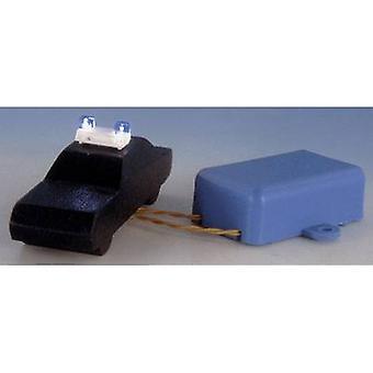 H0 Blue lightbar Viessmann 5032A S