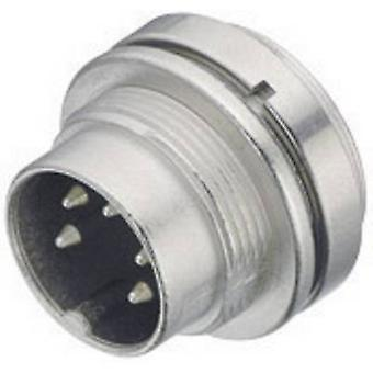 Binder 09-0123-00-06 Miniature Circular Connector Nominal current (details): 6 A