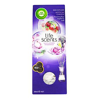 Air Wick Life Scents Mystical Garden Reed Diffuser
