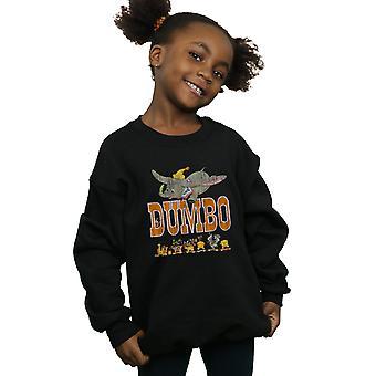 Disney meisjes Dombo enerzijds en alleen Sweatshirt