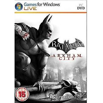 Batman Arkham City-PC-Spiel