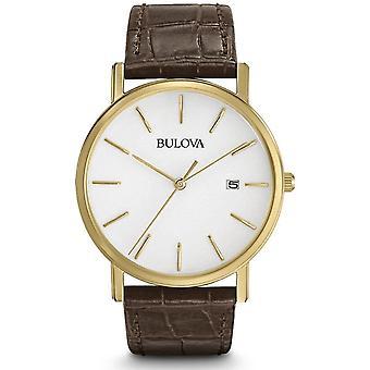 Bulova mens watch of classic 97 B 100