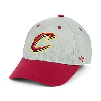 Cleveland Cavaliers NBA 47 Brand Contender Stretch Fitted Hat