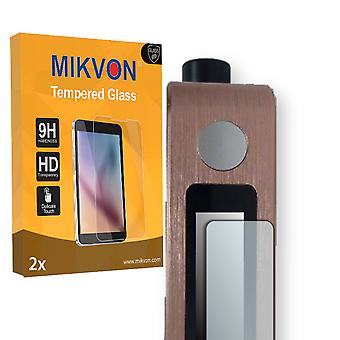 Aspire Plato TC 50W Screen Protector - Mikvon flexible Tempered Glass 9H (Retail Package with accessories)