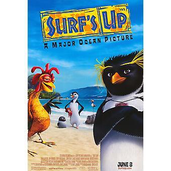 Surfs Up affiche du film (11 x 17)