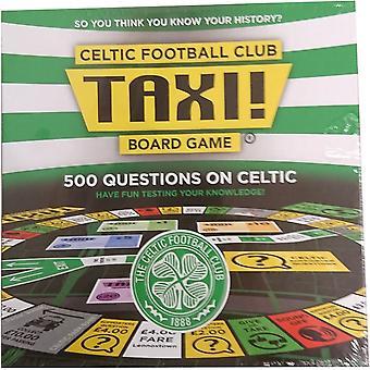Taxi Board Game Celtic FC