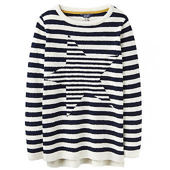 Joules Joules Seaham mujer Chenille puente S/S 19