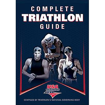 Guide complet de Triathlon par USA Triathlon - livre 9781450412605