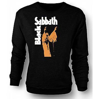 Mens Sweatshirt Sabbath - Ozzy - Heavy Metal