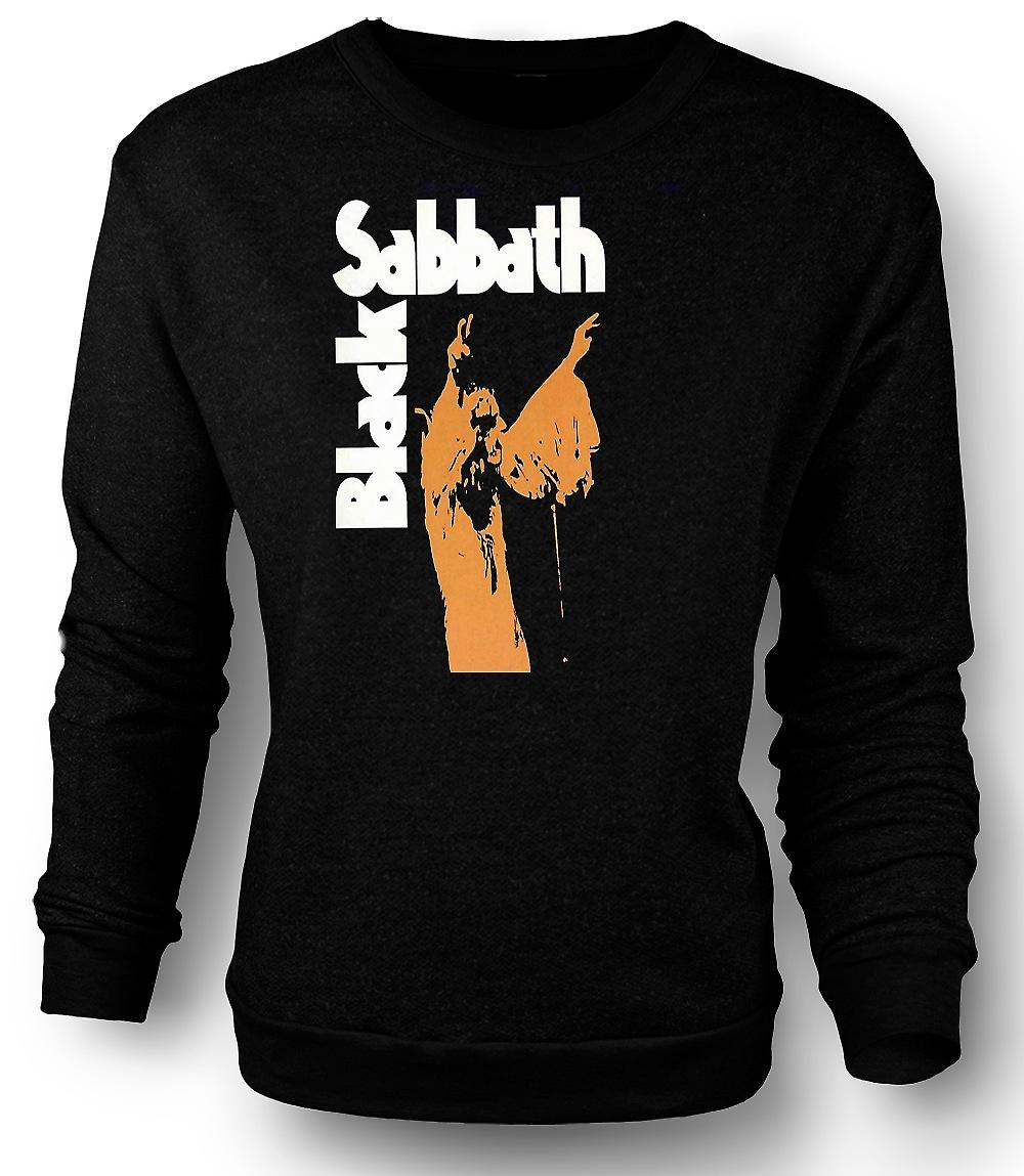 Felpa Mens Sabbath - Ozzy - Heavy Metal