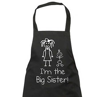 Soy el delantal grande de hermana