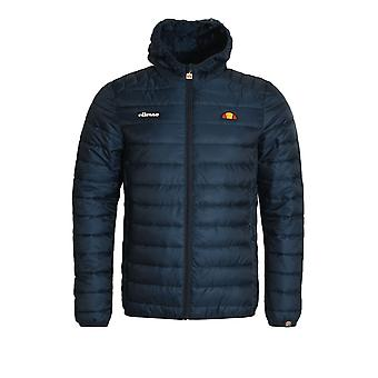 Ellesse Lombardy Padded Hooded Jacket | Navy