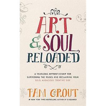 Art & Soul - Reloaded - un programme de stages toute l'année pour convoquant la Mu